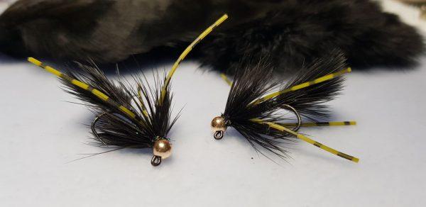 Chikabou Patch black 1000vliegen.nl