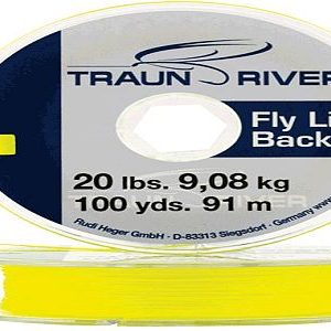 Traun River Backing 20 lbs 1000vliegen.nl