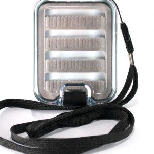 vliegendoos-transparant-water-tite-waterdicht-cord-vliegvissen-forel-witvis-droge vliegen-natte vliegen-dubbelzijdig-makkelijk-drijvend-venlo