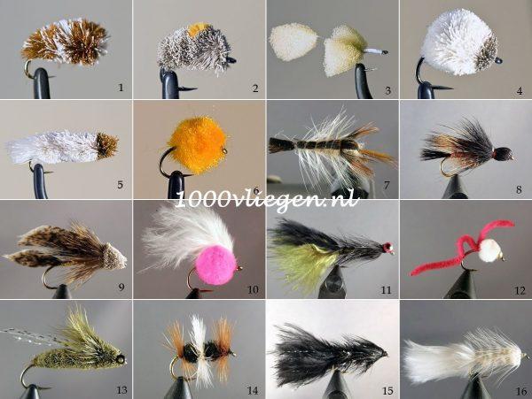 karpervliegen-16-stuks-box-drijvend-zinkend-dog-biscuit-broodvlieg-karper-vliegvissen-karpervissen-vliegendoos-venlo