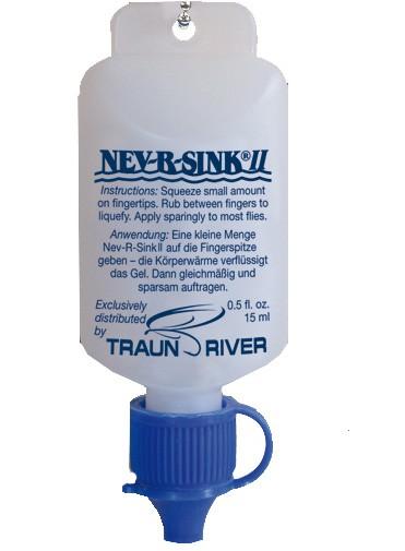 Nev-r-Sink II floatant voor vliegen