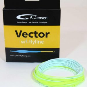 Vector-floating-a.jensen-running-line-no mermory-grote-streamers-snoek-zeebaars-roofvis-vliegvissen-vliegvislijn-vliegvisser-venlo
