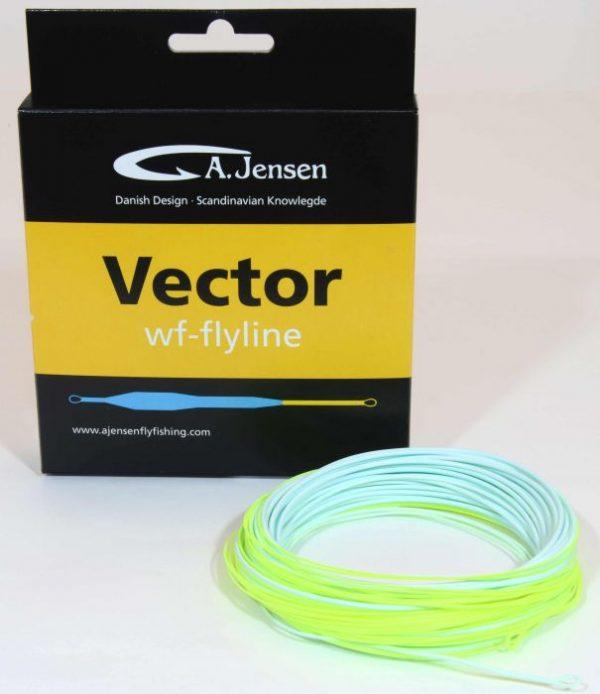 Vector-floating-a.jensen-running-line-no mermory-grote-streamers-snoek-zeebaars-roofvis-vliegvissen-vliegvislijn-vliegvisser-venlo