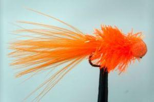 1000vliegen-nl-booby-orange-intermediate-vliegenlijn-langzaam-strippen-forel-baars-ronde-bleek-forellenvijver-vliegvissen