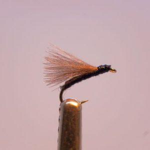 1000vliegen.nl-cdc black-cdc zwart-cdc-droge vlieg-vliegvissen-forel-vliegvisser-rivier-reservoir-venlo