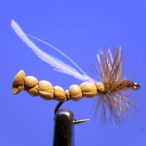 1000vliegen.nl-CDC Foam Ecdyo-eendagsvlieg-foam body-vliegvissen-forel-vliegvisser-rivier-reservoir-venlo