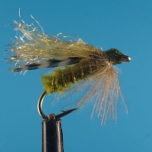 CDC Emerging Caddis 1000vliegen