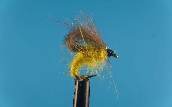 CDC Emerger Yellow 1000vliegen
