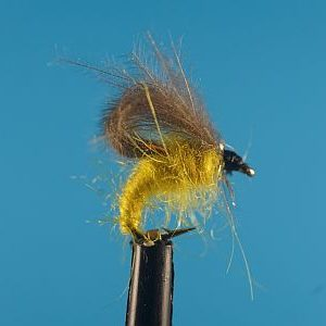 CDC Emerger Yellow 1000vliegen