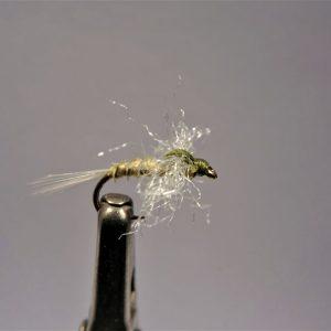 1000vliegen-vliegvissen-vliegvisser-forel-vlagzalm-CDC Biot Spinner ( BWO ) -cdc-eend-drijvend-droge vliegen-venlo