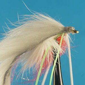 Snake Wit-rood OV 1000vliegen
