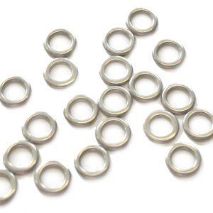 1000vliegen.nl-tippet ring-pitzenbauer-micro ringen-2mm-fluocarbon-leader-maxima leader-camou leader-vliegvissen-forel-witvis-vijver-rivier-vlagzalm-nylon-venlo