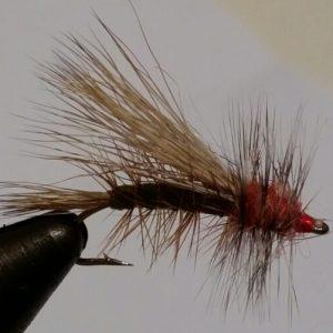 1000vliegen.nl-droge vlieg-stimulator-vlagzalm-forel-dry fly-vliegvissen-rivier-vliegvisser-drijvend--venlo