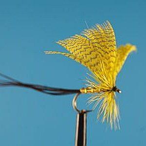 Mayfly Golden Yellow S 1000vliegen