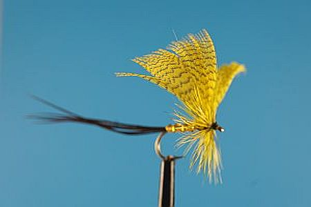 Mayfly Golden Yellow S 1000vliegen