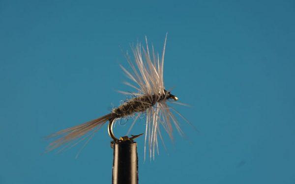 Grey Midge L 1000vliegen
