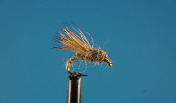 Dead Caddis L 1000vliegen
