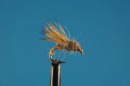 Dead Caddis S 1000vliegen