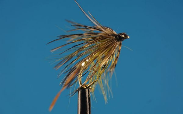 French Partrigde Mayfly L 1000vliegen