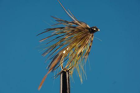 French Partrigde Mayfly S 1000vliegen