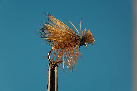 Elk Hair Caddis S 1000vliegen