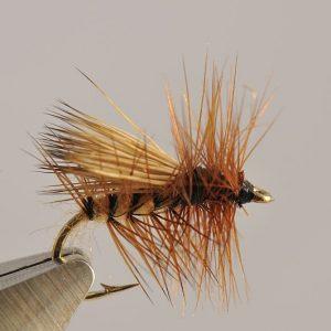 1000vliegen.nl-droge vlieg-Elk hair sedge – sedge – elk-vlagzalm-forel-dry fly-vliegvissen-rivier-vliegvisser-drijvend--venlo