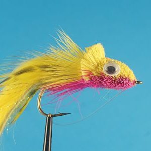 Threadfin Shad Yellow Pink 1000vliegen