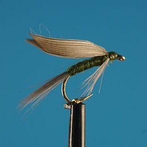Blue Winged Olive / BWO 1000vliegen
