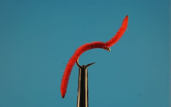 San Juan Worm 1000vliegen