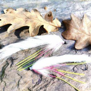 1000vliegen.nl, dark olive, forel, Hends BL 599 #10, wit,, white, regenboog forel, reservoir, ronde bleek, snake flies, snake fly, venlo, vliegvissen, vliegvisser, wiggle legs