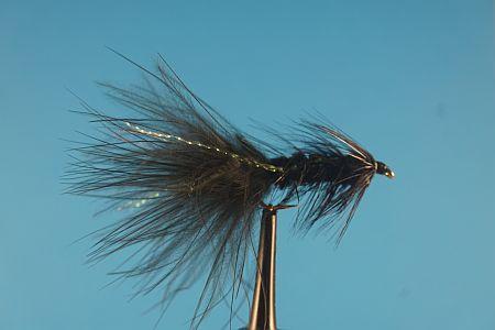 Woolly Bugger Black 1000vliegen