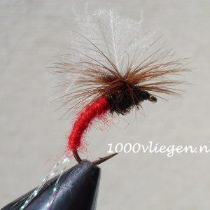 1000vliegen-nl-droge-vlieg-c-d-c-flash-klinkhammer-red-vlieg-forel-vlagzalm-voorn-dry-fly-vliegvissen-rivier-vliegvisser-drijvend-venlo