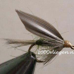 1000vliegen.nl-natte vlieg- Blue Winged Olive-BWO- dead drift-intermediate lijn-floating lijn-vliegvissen-vliegvisser-wet fly-forel-vlagzalm-winde-venlo