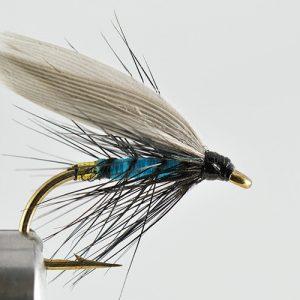 1000vliegen.nl-natte vlieg- blue bottle-dead drift-intermediate lijn-floating lijn-vliegvissen-vliegvisser-wet fly-forel-vlagzalm- venlo