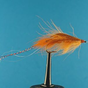 Agerskov mallard Shrimp Orange 1000vliegen