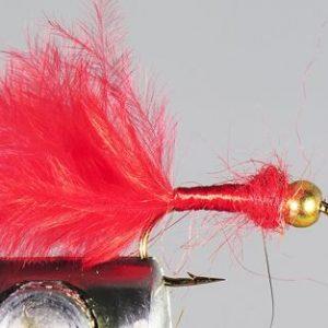 1000vliegen.nl, tungsten, tungsten nymph, BH Blood,beadhead, forel, regenboogforel, baars, voorn, venlo, vijver, river, polder,vliegvissen, vliegvisser, vlagzalm, wf lijn