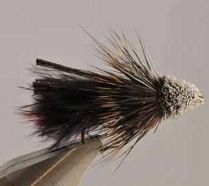 1000vliegen.nl, Black Marabou Mudler, mudler,roofvis, baars, snoek, roofblei forel, regenboogforel,, venlo, vijver, river, polder,vliegvissen, vliegvisser, vlagzalm, wf lijn