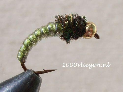 1000vliegen.nl,nymphen, Caddis Larve Olive,, venlo, , voorn, witvis, beekjes, polder, forel, baars, forel,,river,beetverklikker,vliegvissen, vliegvisser, , wf lijn
