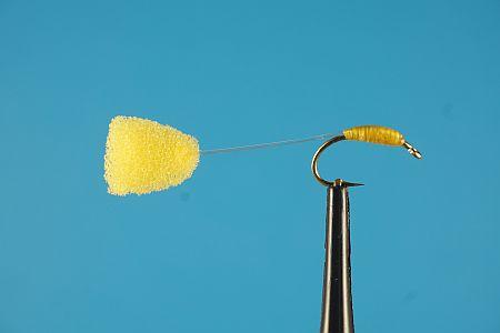 Yellow Single Corn 1000vliegen
