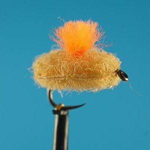 Disco Biscuit Peach 1000vliegen