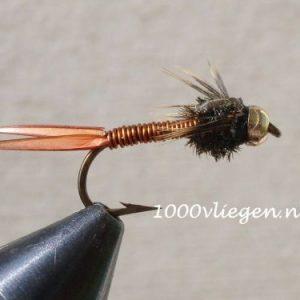 1000vliegen.nl,nymphen, copper john BH, venlo, , voorn, witvis, beekjes, polder, forel, baars, forel,,river,beetverklikker,vliegvissen, vliegvisser, , wf lijn
