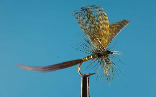 Mayfly Olive L 1000vliegen