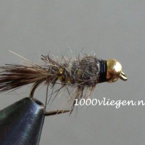 1000vliegen.nl,nymphen, Gold Ribbed Hares Ear BH, GRHE, venlo, , voorn, witvis, beekjes, polder, forel, baars, forel,,river,beetverklikker,vliegvissen, vliegvisser, , wf lijn