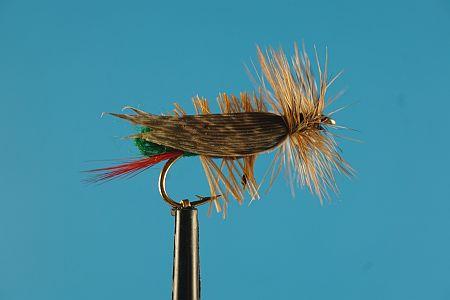 Hopper Joe Green 1000vliegen