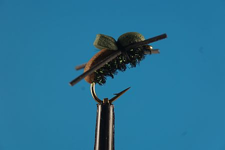Japanese beetle 1000vliegen