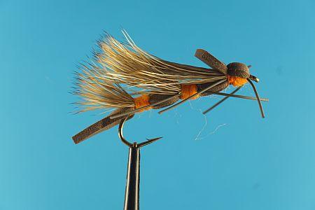 TTFU Orange 1000vliegen