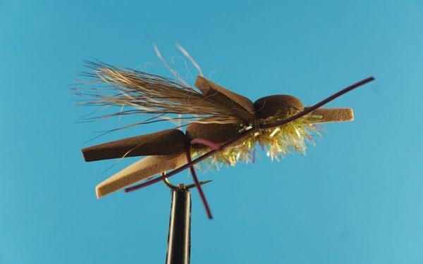 Army Ant 1000vliegen