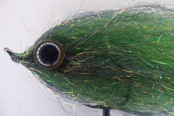 "1000vliegen.nl, roofvis, baars, snoek, forel, MFC, MFC 10"" Copper & Green, streamer, cfluffchucker, vliegvissen, vliegvisser, roofvis streamer large, snoekstreamer large, titanium onderlijn, rivier, reservoir, Dyckers EP, venlo"