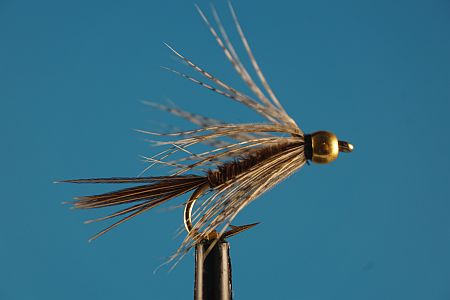 Pheasant Soft Hackle Grey 1000vliegen