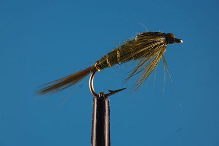 Olive Special 1000vliegen